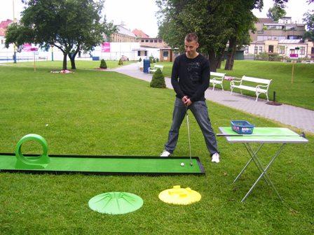 Atrakcia Golf