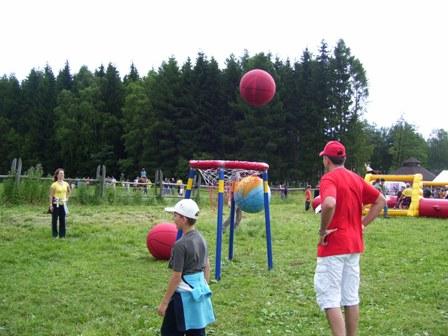 Atrakcia Maxi Basketbal
