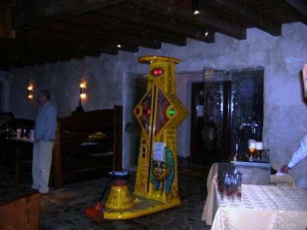 Atrakcia Silomer kladivo