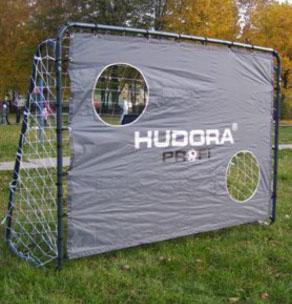 Futbalová bránka na presnosť